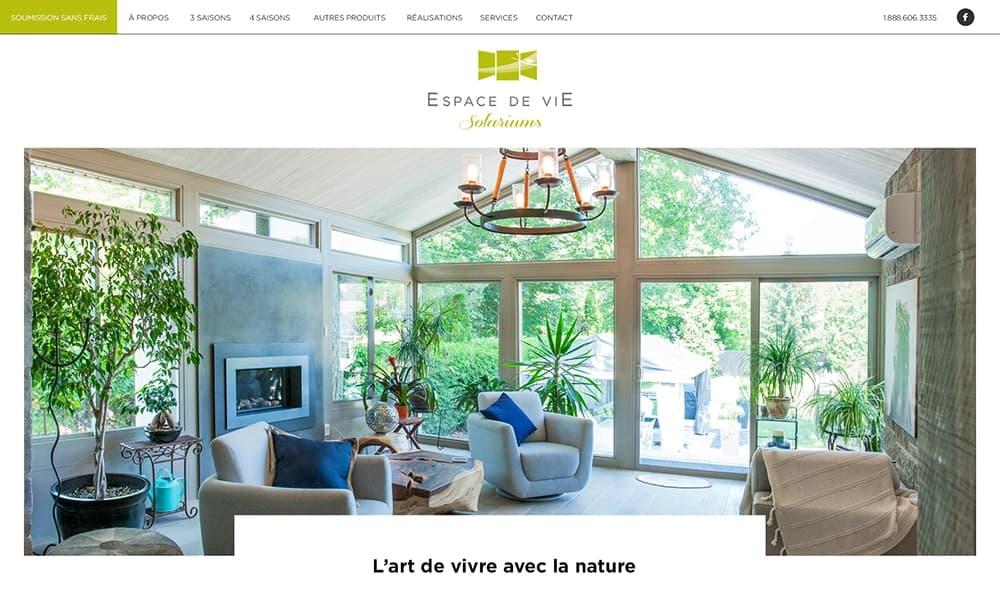 Bienvenue sur notre nouveau site web!