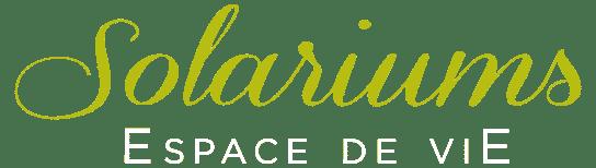 Solarium Espace de vie logo blanc
